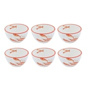 AbbiamoTutto Lobster Soup Bowl (Set of 6)