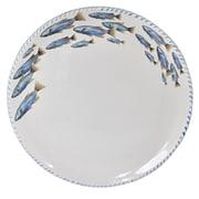 AbbiamoTutto Lake Fish Round Platter