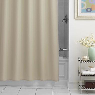 Symple Stuff Chevron Shower Curtain Liner