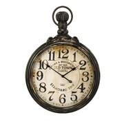 Rosalind Wheeler Oversized 27.5'' Pocket Wall Clock