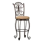 Fleur De Lis Living Meredith 30'' Swivel Bar Stool