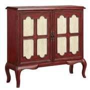 Rosalind Wheeler Christenberry 2 Door Accent Cabinet