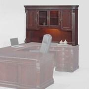 Rosalind Wheeler Peavey 50'' H x 76.5'' W Desk Hutch