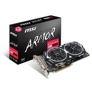 MSI - Carte pour graphiques Radeon RX 580 ARMOR 8G OC GDDR5, 8 Go