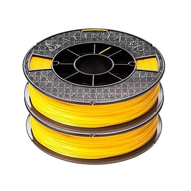 Afinia ABS Premium Filament, Yellow
