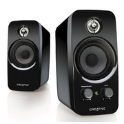 Creative Labs Inspire T10 Computer Speakers, Black (51MF1601AA005 )
