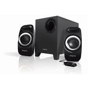 Creative Labs Inspire T3300 Computer Speakers, Black (51MF0415AA002)