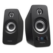 Creative Labs T15 2.0 Bluetooth Wireless Computer Speakers, Black (51MF1670AA003)