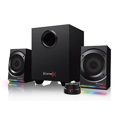 Creative Labs – Haut-parleurs de jeu 2.1 Sound BlasterX Kratos S5, noir (51MF0470AA000)