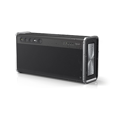 Creative Labs SoundBlaster iRoar Go Portable Wireless Bluetooth Speaker, Black (51MF8225AA000)