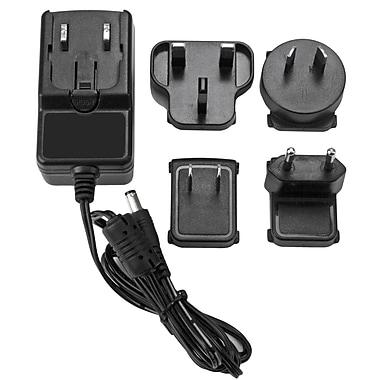 StarTech® DC Power Adapter, 12V, 2A (SVA12M2NEUA)