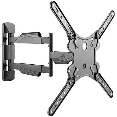 StarTech.com Flat-Screen TV Wall Mount, Articulating Arm (FPWARTB1M)