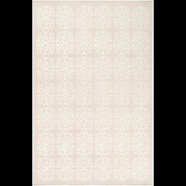 One Allium Way Adeline Beige/Ivory Area Rug; 6' x 9'