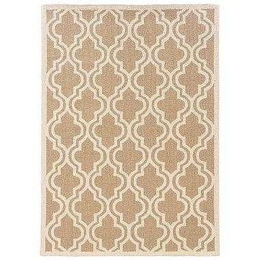 One Allium Way Baume Beige Area Rug; 7'9'' x 10'10''