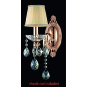 Astoria Grand Combs 1-Light Candle Sconce