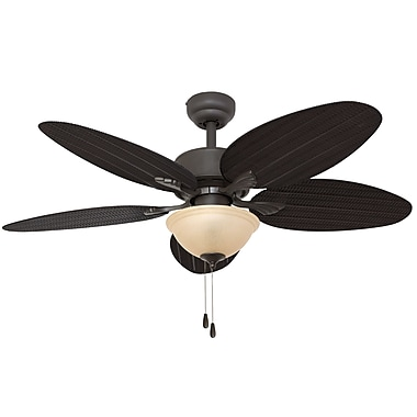 Bayou Breeze 52'' Joleen Indoor 5 Blade Fan w/ Remote