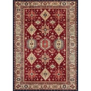 Charlton Home Richfield Ruby Indoor/Outdoor Area Rug; 5' x 7'