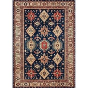 Charlton Home Richfield Sapphire Indoor/Outdoor Area Rug; 5' x 7'