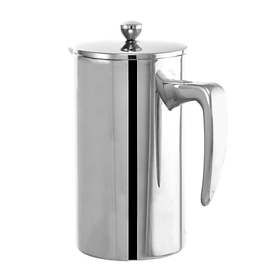 Grosche 8-Cup Dublin Stainless Steel French Press Coffee Maker WYF078281025254