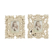 Ophelia & Co. Polystone Picture Frame (Set of 2)