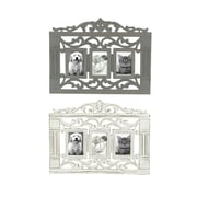 One Allium Way Antique Themed Wall Picture Frame (Set of 2)