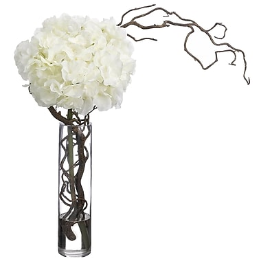 One Allium Way Mixed Floral Arrangement in Decorative Vase