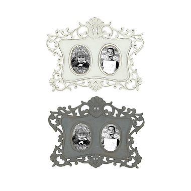One Allium Way Lincoln Wall Picture Frame (Set of 2)
