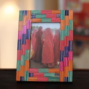 Bloomsbury Market Garreth Colors Elm Picture Frame