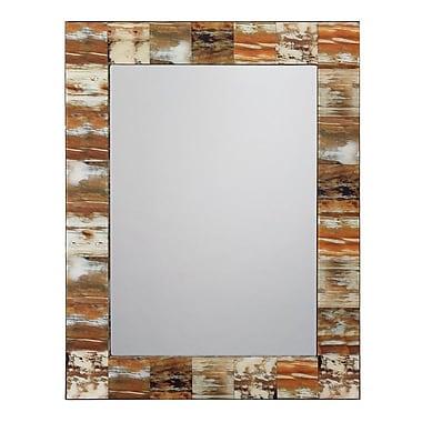 World Menagerie Rectangle Bathroom/Vanity Wall Mirror