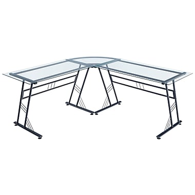 Latitude Run Deon L-Shaped Corner Desk