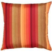 Pillow Decor Astoria Sunset Outdoor Sunbrella Throw Pillow