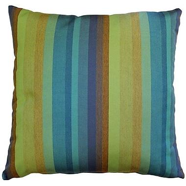 Red Barrel Studio Cheryton Lagoon Indoor/Outdoor Sunbrella Throw Pillow