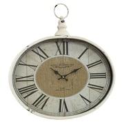 One Allium Way Pocket Watch Wall Clock