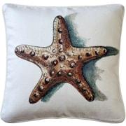 Pillow Decor Ponte Vedra Star Fish Throw Pillow