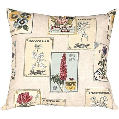 August Grove Dascomb Seed Throw Pillow