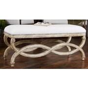 One Allium Way Erine Wood Bedroom Bench