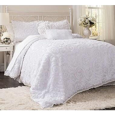 One Allium Way Lannion 3 Piece Comforter Set; King