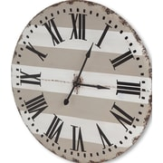 One Allium Way 42'' Wall Clock