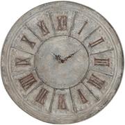 One Allium Way Shabby Wall Clock
