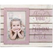 Prinz Kendall 'Love You to the Moon and Back' Picture Frame