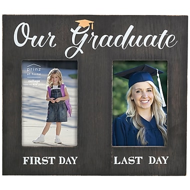 Prinz 2 Opening 'Our Graduate' Picture Frame