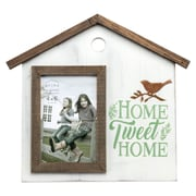 Prinz 'Home Tweet Home' Wood Picture Frame