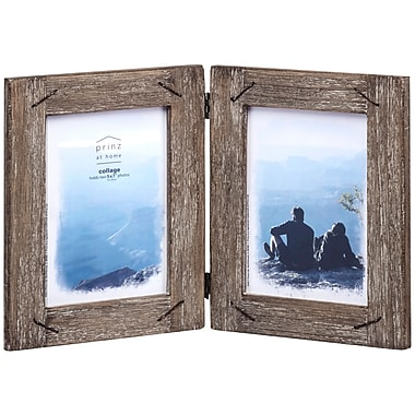 Prinz Barnswood Wood Hinged Picture Frame