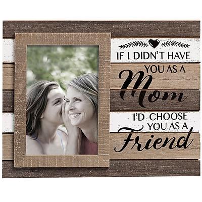 Prinz Casual Pallet 'If You Weren't My Mom' Picture Frame