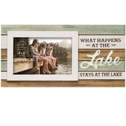 Prinz 'What Happens at The Lake' Picture Frame