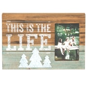 Prinz 'This is the life' Lake Picture Frame