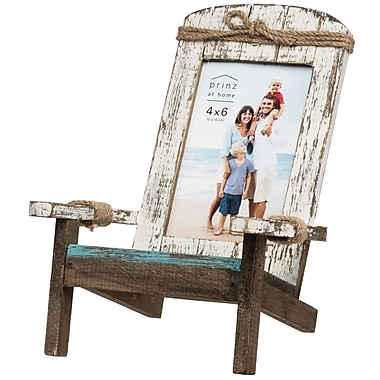 Prinz Water's Edge Homeport Chair Picture Frame
