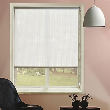 Symple Stuff Sheer Roller Shades; 36'' W x 72'' L
