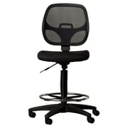 Symple Stuff Mid-Back Mesh Drafting Chair; Mesh Seat
