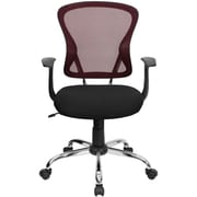 Symple Stuff Clay Mid-Back Mesh Desk Chair
